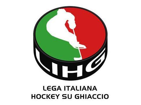 Logo der Lega Italiana Su Ghiaccio (LIHG)