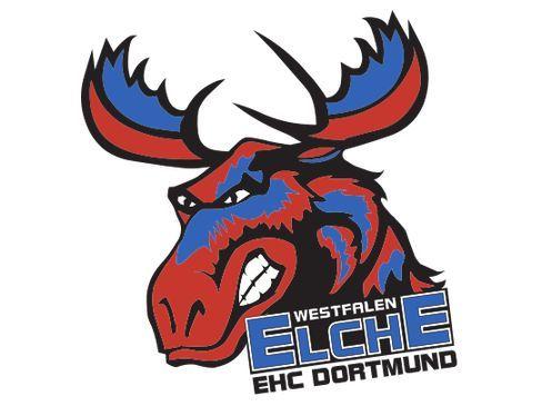 Logo des EHC Westfalen Elche Dortmund