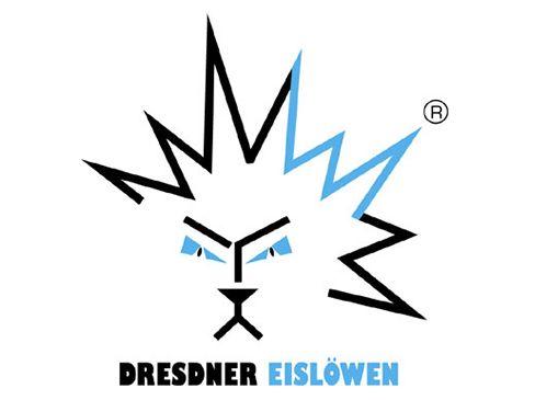 Logo der Dresdner Eislöwen (Dresden)