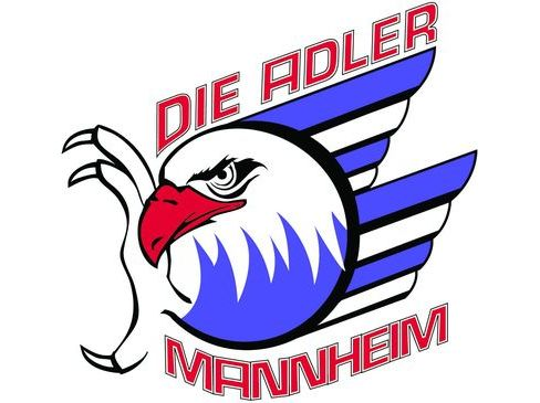 Logo der Adler Mannheim