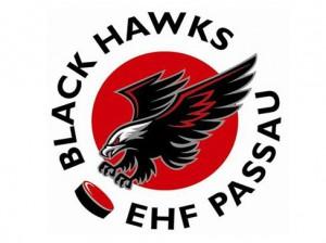 Logo der EHF Passau Black Hawks