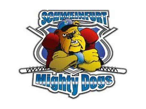 Logo der Mighty Dogs Schweinfurt