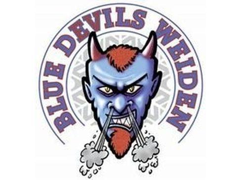 Logo der Blue Devils Weiden