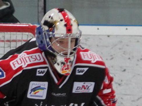 Niklas Deske wird die dritte Goaliestelle im Kader der Freezers besetzen - © by Eishockey-Magazin (DR)