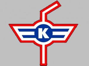 Das traditionelle Logo der Kloten Flyers
