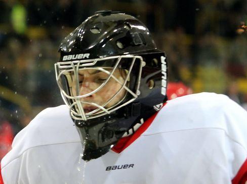 Christoph Oster wechselt an den Pferdeturm - © by Eishockey-Magazin (DR)