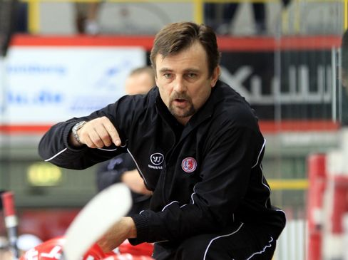 Trainer Christian Brittig  - © by Eishockey-Magazin (DR)