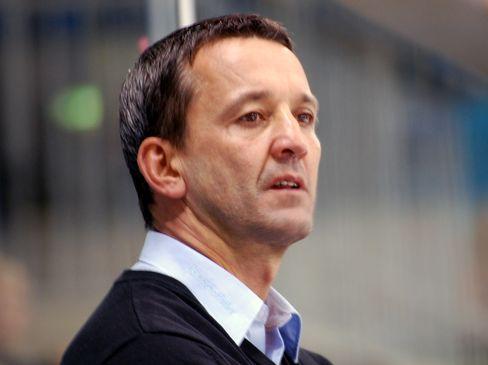 Eislöwen Coach Thomas Popiesch - © by Eishockey-Magazin (RT)