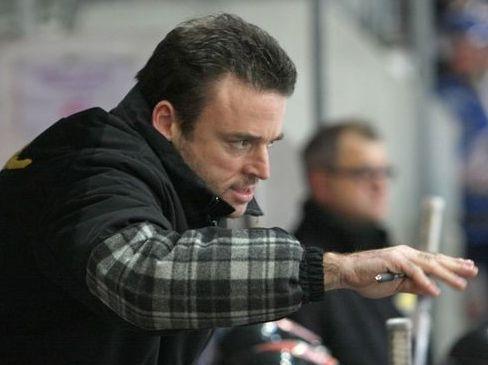 Stefan Mair,Trainer der Wild Wings, hat nun auch seinen Co-Trainer zur Verfügung - © by Max Pattis