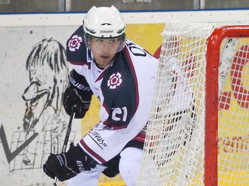 Corey Quirk hat schn in Deutschland für Rosenheim und Hannover gespielt - © by Eishockey-Magazin (SP)