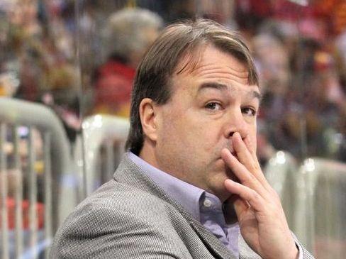 Freezers-Sportdirektor Stéphane Richer traut seinem Neuzugang einiges zu - © by Eishockey-Magazin (DR)