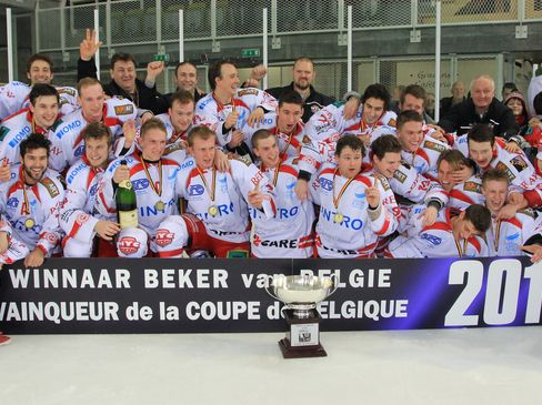 Beker Cup Sieger - HYC Herentals - © by Eishockey-Magazin (DR)