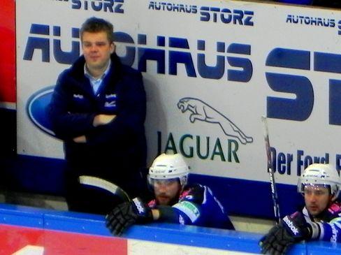 Stefan Wagner (links) verlässt die Wild Wings mit Ziel Salzburg - © by Eishockey-Magazin (RA)