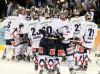 Die Eisbären feiern  - © by Eishockey-Magazin (RH)