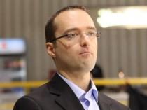 Matthias Roos, sportlicher Leiter und nun auch Cheftrainer der Füchse  - © by Eishockey-Magazin (DR)