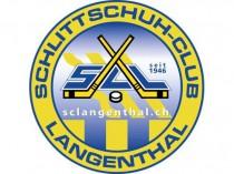 Logo des SC Langenthal