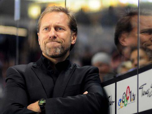 Wird Tray Tuomie neuer Cheftrauiner der Ice Tigers? - © by ISPFD (sportfotocenter.de)