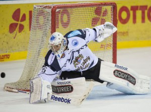 Markus Keller im SCR-Trikot  - © by Eishockey-Magazin (SP)