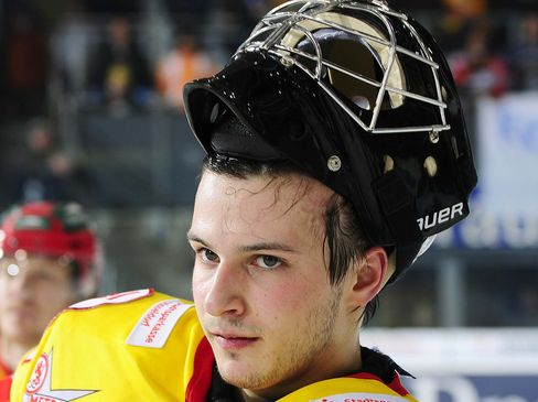 <b>Mathias Niederberger</b> - © by Eishockey-Magazin (DR) - Niederberger-Mathias