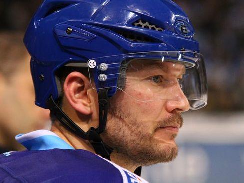 Daniel Nielsen kann nicht weiter an der WM teilnehmen - © by Eishockey-Magazin (RH)