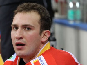 "Zurück in ""rot-gelb"": Travis Turnbull - (C) by Eishockey-Magazin (DR)"