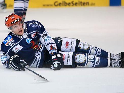 Tobias Wörles Wechsel zu den Straubing Tigers wurde nun auch offiziell bestätigt - © by Eishockey-Magazin (JB)