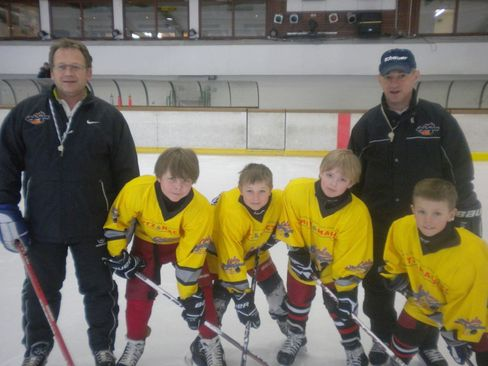 Bild zum Artikel über Eishockey Kurs Ostern 2013