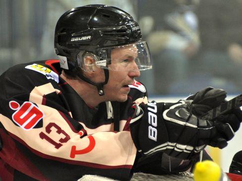 Morten Green zieht mit der Franchise nach Schwenningen um - © by Eishockey-Magazin (DZ)