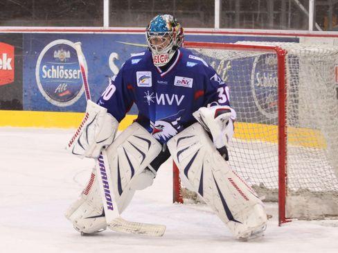 Kevin Reich hat seinen ersten DEL Vertrag in München unterzeichnet - © by Eishockey-Magazin (DR)