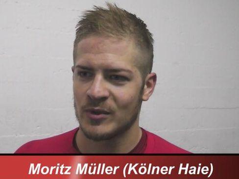 Moritz Müller  - © by Eishockey-Magazin (DR)
