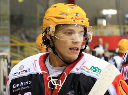 Sam Verelst - © by Eishockey-Magazin (SP)