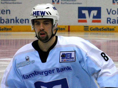 Zurück im Freezerstrikot: Martin Walter - © by Eishockey-Magazin (MK)