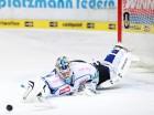 Schwenningens starker Rückhalt: Dimitri Pätzold - © by Eishockey-Magazin (JB)