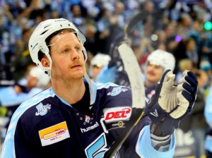 Angeschlagen: Christoph Schubert - © by Eishockey-Magazin (RH)