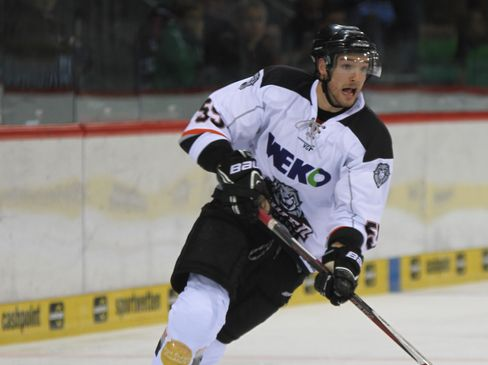 Marc Wittfoth steuerte drei Assists bei - © by Eishockey-Magazin (JS)