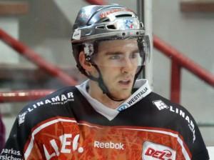 Scott Pitt traf zum 3:2 Endstand - © by Eishockey-Magazin (SR)