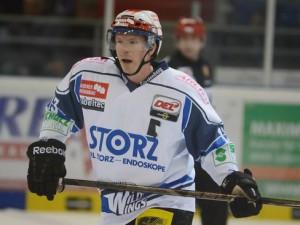 Bleibt im Wild Wings Trikot: Morten Green - © by Eishockey-Magazin (EF)