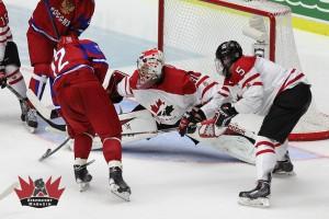 Ivan Barbashyov scheitert an Zach Fucale
