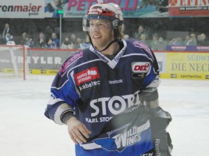 Schwenningens Neuzugang Mark Lee - © by Eishockey-Magazin (RA)