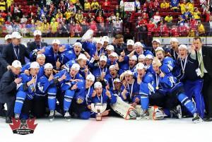 U20 Weltmeister Finnland