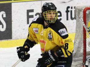 Marcel Pfänder - © by Eishockey-Magazin (DR)