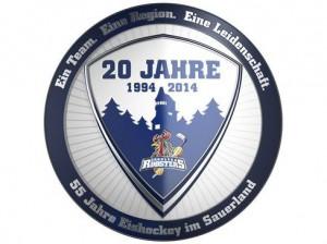 Logo 20 Jahre IEC