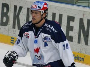 Oliver Bernhardt, wie man ihn  in Iserlohn noch in allerbester Erinnerung hat. - © by Eishockey-Magazin (MK)