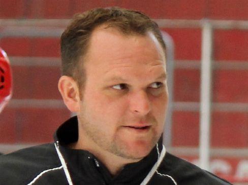 Eispiratencoach Chris Lee - © by Eishockey-Magazin (SR)