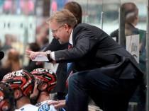 Trainer Jari Pasanen  - © by Eishockey-Magazin (JB)