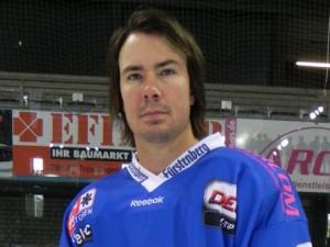 Ty Wishart beendet das Kapitel Schwenningen vorzeitig - © by Eishockey-Magazin (RA)