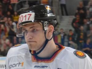 Leon Draisaitl im DEB-Trikot - © by Eishockey-Magazin (GK)