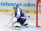 Iserlohns Goalie Mathias Lange - © by Eishockey-Magazin (JB)
