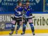 """Die """"Vater des Erfolges"""": Stefan Chaput und Janni Woidtke (rechts) - © by Eishockey-Magazin (RK)"""