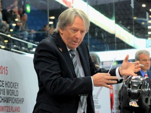 Bundesnachwuchstrainer Jim Setters - © by Eishockey-Magazin (DR)